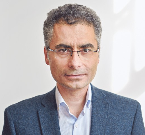 Profile photo of Professor Huseyin Seker Bubo.AI. AI price optimization Chief Data Scientist